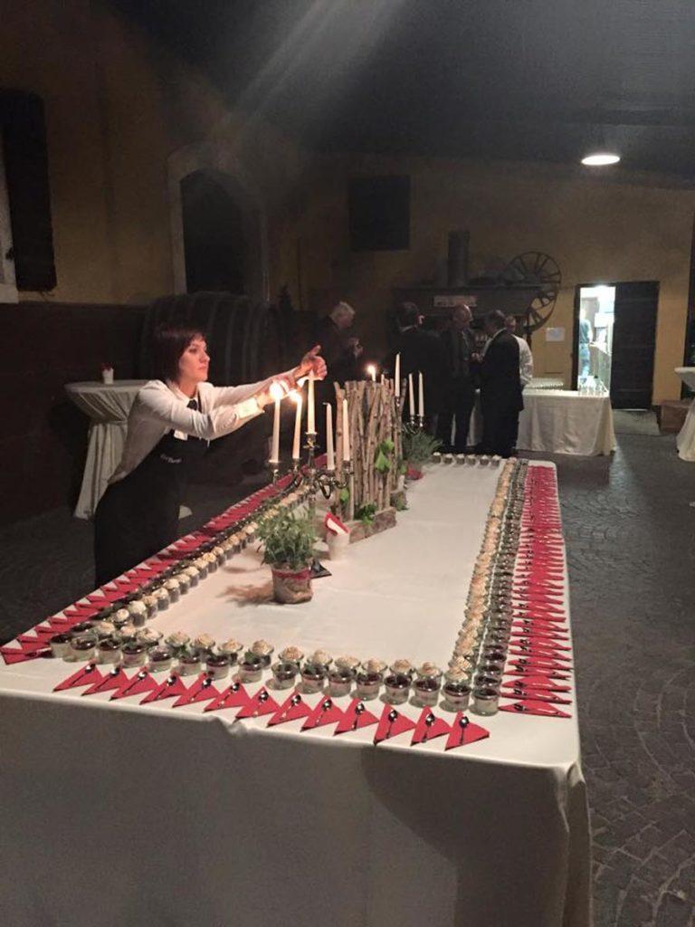 buffet 8 768x1024 - Catering für Hochzeiten