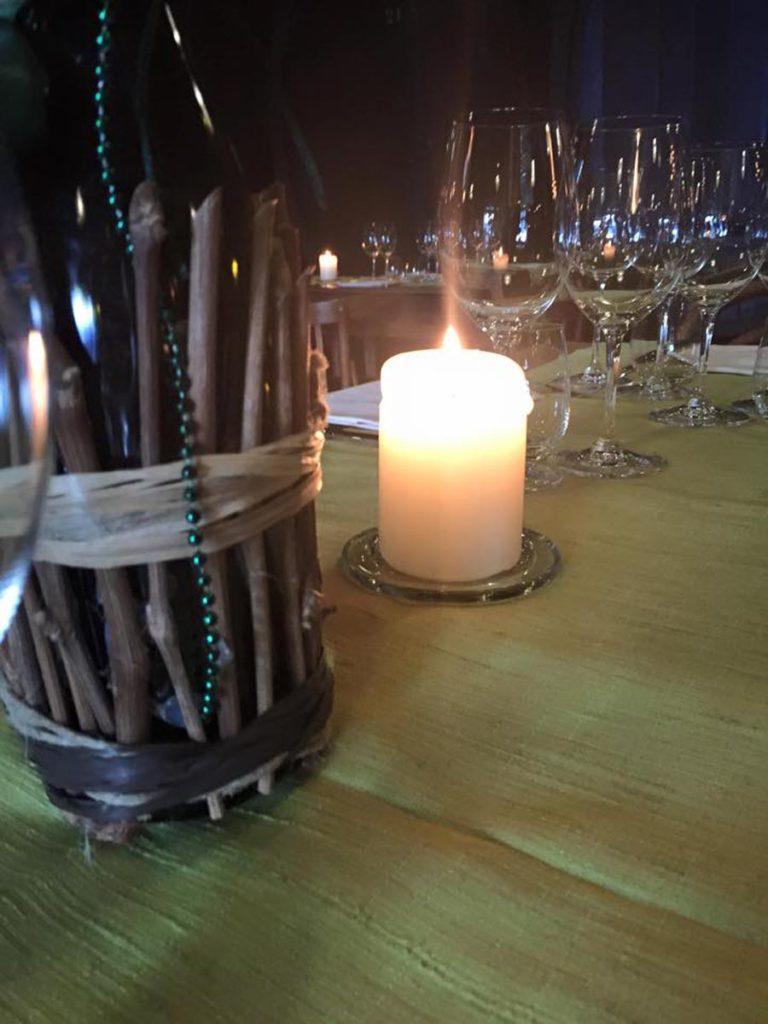 candela 1 768x1024 - Catering für Hochzeiten