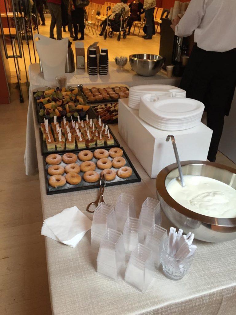 coffee break buffet3 768x1024 - Catering für Veranstaltungen